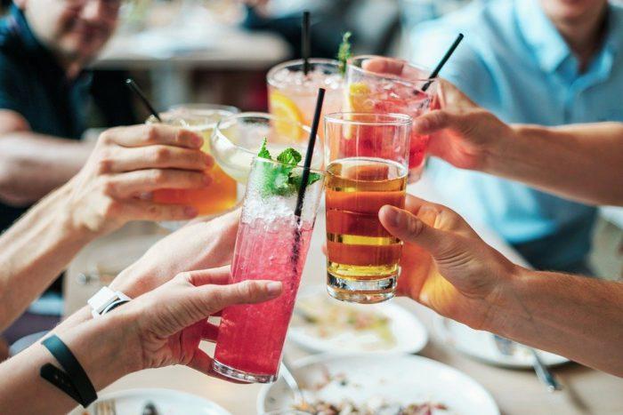 Boissons, De L'Alcool, Cocktails, Alcoolique, Verre
